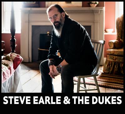 Steve Earle & The Dukes